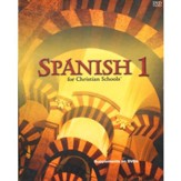 BJU Spanish 1, DVD Supplement