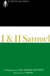 I and II Samuel (1965): Old Testament Library [OTL] (Hardcover)