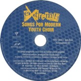 Extreme: Songs for Modern Youth Choir, Split-Track Accompaniment, CD