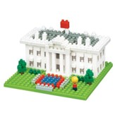 Nano Blocks, White House