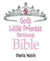 God's Little Princess Devotional Bible: Bible Storybook - eBook