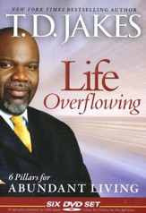 Life Overflowing: 6 Pillars for Abundant Living, DVD Set