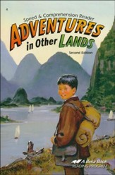 Abeka Reading Program: Adventures in Other Lands