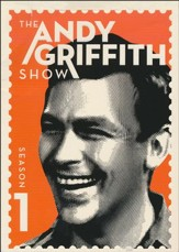 The Andy Griffith Show: Season 1 (Repackaged), 4-Disc Set