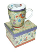 Psalm 9:1 Mug with Gift Box