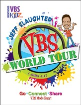 Jeff Slaughter VBS World Tour Ultimate VBS Kit
