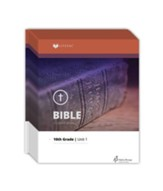 Lifepac Bible, Grade 10, Workbook  Set