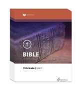 Lifepac Bible, Grade 11, Workbook Set