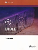 Lifepac Bible, Grade 6, Teacher's Guide