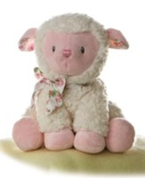 Plush Lamb, Girl