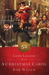 52 Little Lessons from A Christmas Carol - Slightly Imperfect