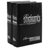 Reformed Dogmatics, Volumes 1 & 2: Second Edition