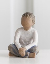Willow Tree, Imaginative Child Figurine