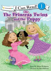 The Princess Twins and the Puppy - eBook