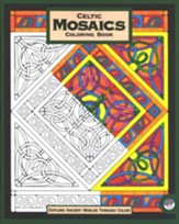 Celtic Mosaics, Coloring Book