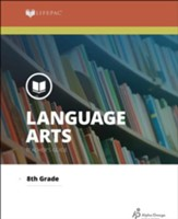 Lifepac Language Arts, Grade 8, Teacher's Guide