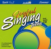 Joyful Singing for Teens #4 Audio CD