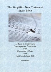 The Simplified New Testament Study Bible