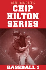 Chip Hilton Baseball Bundle - eBook
