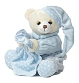 Dreamy Baby Boy Plush Bear