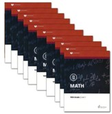 Lifepac Math, Grade 10 (Geometry),  Workbook Set