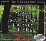 The Stages of the Masculine Journey LIVE - Compact Disc