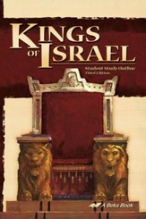 Abeka Kings of Israel Student Study  Outline