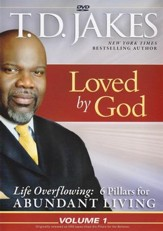 Life Overflowing #1: Loved by God, DVD