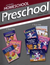 Abeka Homeschool Preschool Lesson Plans