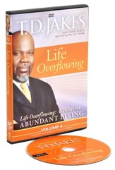 Life Overflowing #4: Intimacy with God, DVD