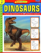 Dinosaurs: Step-By-Step Instructions for 27 Prehistoric Crea  tures