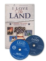 I Love This Land: A Ready to Sing Patriotic Musical (CD Preview-Pak)