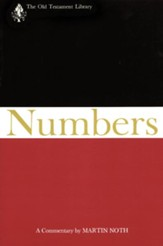 Numbers: Old Testament Library [OTL] (Hardcover)
