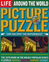 Life Around the World Picture Puzzle