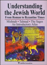 Understanding Jewish Life, 1st to 5th Centuries: An Introductory Atlas