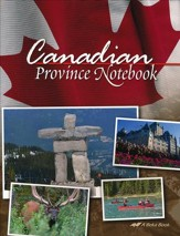Abeka Canadian Province Notebook  (4-8)