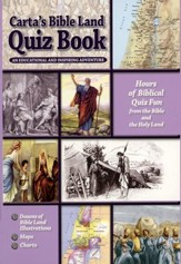 Carta's Bible Land Quiz Book