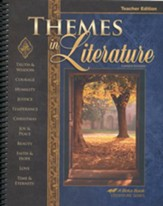 Abeka Themes in Literature Teacher  Edition