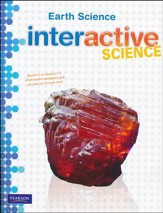 Pearson Earth Science: Interactive  Science Workbook (Grades 6-8)