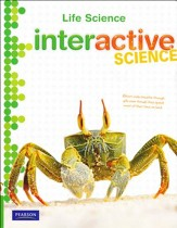 Interactive Science: Life Science Student Workbook (Grades 6-8)