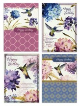 Spring Nectar, Birthday Cards, Box of 12
