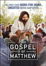 The Gospel of Matthew, DVD - Slightly Imperfect