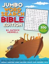 Jumbo Word Search: Bible Edition  - Slightly Imperfect