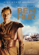 Ben-Hur, 50th Anniversary Special Edition, DVD -  Slightly Imperfect