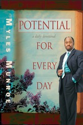 Potential for Every Day: A Daily Devotional - eBook