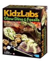 Glow Dino and Fossils