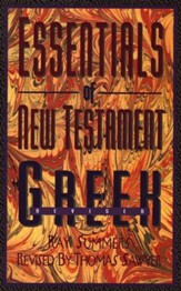 Essentials of New Testament Greek