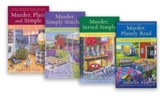 Amish Quilt Shop Mystery Series, Volumes 1-4