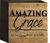 Amazing Grace, How Sweet the Sound, Box Art