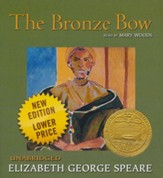 The Bronze Bow - unabridged  audiobook on CD